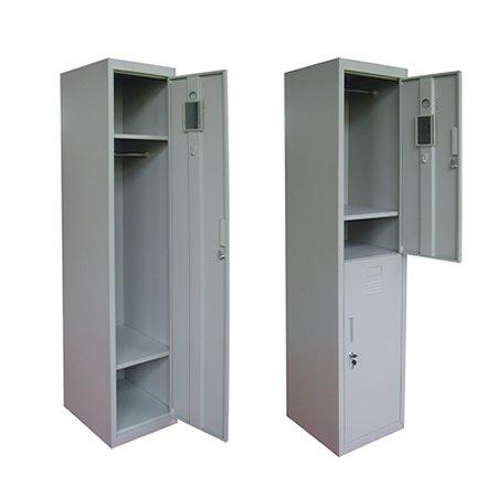 Estanteras metlicas prs tecnologas de almacenaje for Precio taquillas vestuarios