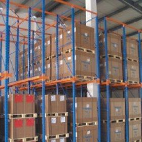 Almacenamiento En Estanterias Metalicas.Estanterias Metalicas Prs Tecnologias De Almacenaje