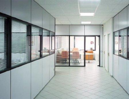 Estanteras metlicas prs tecnologas de almacenaje for Mamparas oficina